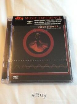 RARE Steve Stevens Flamenco a Go-Go DVD Audio Billy Idol