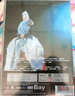 RAREAnita Mui Fantasy Gig 2002 Concert Karaoke R0 DVD, Leslie Cheung