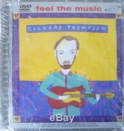 RICHARD THOMPSON Rumor And Sigh RARE OOP 5.1 DVD-AUDIO Fairport Convention
