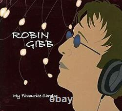 ROBIN GIBB My Favourite Carols CD+BONUS DVD Original BRAND NEW
