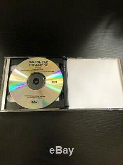 Radiohead Special Edition Collectors CD's & DVD's