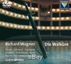 Richard Wagner Die Walküre / Gesamtaufnahme (3 Dvd-audio Set)