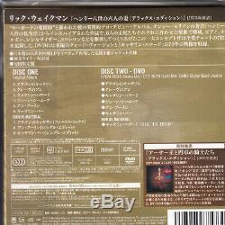 Rick Wakeman Six Wives of Henry VII 2015 Japan Mini LP SHM CD + DVD L/E New OOP