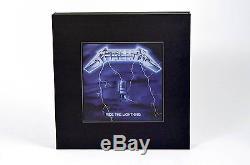 Ride The Lightning (Deluxe Box Set) Audio CD4LP + 6CD + DVD (Classic Rock) CXX