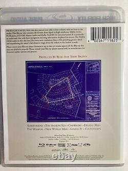 Rush Signals Blu-ray disc (High Fidelity Pure Audio) Blu-Ray Audio Rare OOP
