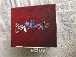 SEALED Genesis 1983 1998 MINT 5 CD 5 DVD Box Set 2007 R2 302460 Phil Collins