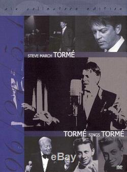 STEVE MARCH TORME/TORME SINGS TORME/DVD-AUDIO, New Music