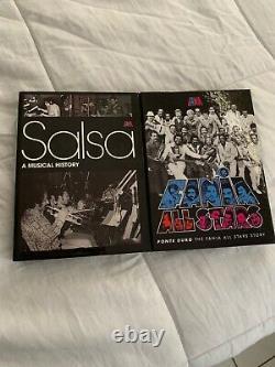 Salsa musical history