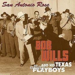 San Antonio Rose+dvd Bob Wills Audio CD