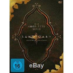 Sanctuary Die komplette Serie (19 DVDs) (DVD)