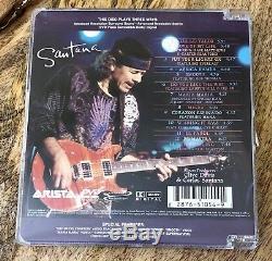 Santana Supernatural 5.1 Advanced Resolution Surround Sound DVD Audio Nice