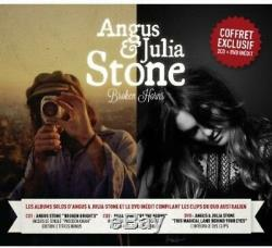 Scarce DVD & 2 X CD ANGUS & JULIA STONE 29 Track Magical Land behind your eyes