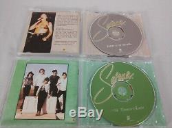 Set of 4 Selena 20 Years Of Music Limited Edition CDs