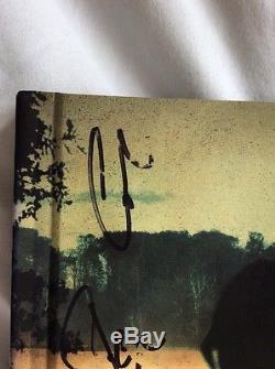 Signed Porcupine Tree Deadwing Dvd Audio