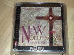 Simple Minds New Gold Dream DVD-Audio + DTS NEU! DVD-A k. Video/SACD rare 5.1