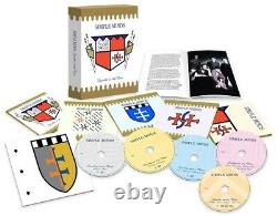 Simple Minds Sparkle In The Rain 4 CD / DVD 5.1 super deluxe box set mint