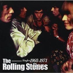 Singles 1968-1971 Vol 3 (Bonus Dvd) Rolling Stones Audio CD