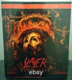 Slayer Repentless. METAL EAGLE EDITION. SEALED. RARE. DELETED