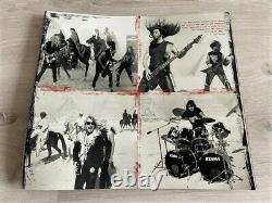 Slayer Soundtrack To The Apocalypse Ammo Box 2003 Metallica, Kreator, Death