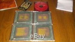 Slayer Soundtrack To The Apocalypse Full Box Set Opened Venom Exodus Dark Angel