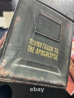 Slayer Soundtrack To The Apocalypse Limited Edition Ammo 5 disc Box Set