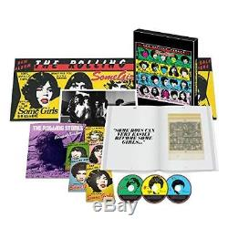 Some Girls (2CD+DVD+Vinyl Super Deluxe Box Set) The Rolling Stones Audio CD