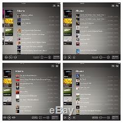 Sony HAP-Z1ES 1TB MINT SACD DSD DVD Blu Ray Audio MFSL Music Classic Hits XLR