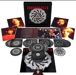 Soundgarden Badmotorfinger Super Deluxe CD+DVD+BLU-RAY SET New Sealed