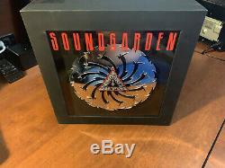 Soundgarden Badmotorfinger Super Deluxe Edition CD Box Set DVD Blu-ray Audio NEW