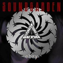 Soundgarden Badmotorfinger Super Deluxe (NEW 4CD+2xDVD+BLU-RAY)