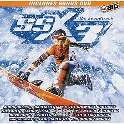 Ssx 3 the Soundtrack With DVD Various Audio CD