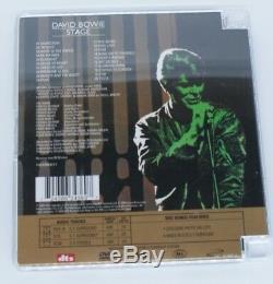 Stage 5.1 Surround Music DVD Audio David Bowie CD
