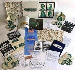Starless Box Limited by King Crimson (23CD/2DVD/2 BLURAY) Oct-2014 Panegyric