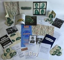 Starless-Limited Edition Boxed set 20 CD/2 DVDA King Crimson DVD Audio27 NEU