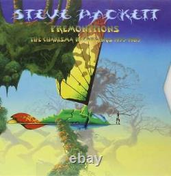 Steve Hackett-Premonitions The Charisma Recordings CD Box set, CD+DVD New