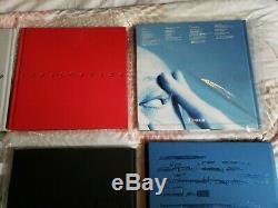 Steven Wilson/Porcupine Tree Ultimate Deluxe Set M-/M- & SS! ULTRA RARE