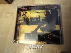 Sting Ten Summoner´s Tales NEU DTS-CD (DVD-Audio DVD-A), k. Video/SACD rare OOP