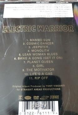 T. REX-Electric Warrior 5.1 SURROUND DVD-AUDIO