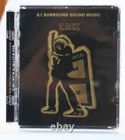 T. Rex Electric Warrior DVD Audio Excellent
