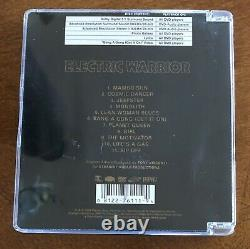 T. Rex Electric Warrior Rare 5.1 Advanced Resolution Surround Sound DVD Audio