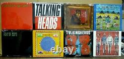 TALKING HEADS Fear of MORE SONGS 77 Little Creatures (8-DualDisc CD DVD-AUDIO)