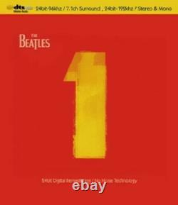 THE BEATLES-1 Blu-ray Audio Sound Stereo 7.1ch Surround 24bit-96khz NEW