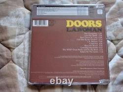 THE DOORS-L. A. WOMAN (DVD-AUDIO 96/24 BIT) & Dolby Digital-OOP & FACTORY SEALED