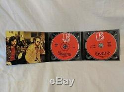 THE DOORS PERCEPTION Box Set 12 disc 6 CD + 6 DVD Pre-Owned great condition