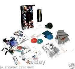 THE WALL 7 Disc cd-audio & DVD IMMERSION Limited Edition (Echarpe Cards.)
