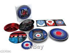 The Who Quadrophenia Live In London, 2cd + DVD + Blu-ray + Blu-ray Audio Box
