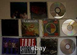 Talking Heads Brick DVD-Audio eight discs dual disc