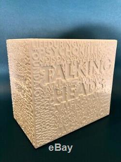 Talking Heads Brick Rare DualDisc 8 Album High-Resolution Multichannel Box Set