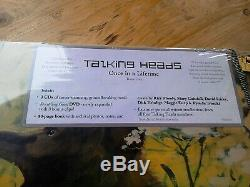Talking Heads Once In A Lifetime 3 CD 1 DVD & Book Set 2003 5953970 NEW SEALED