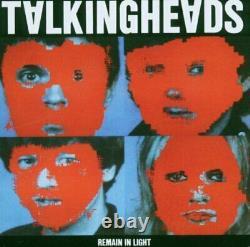 Talking Heads Remain in Light CD + DVDA Talking Heads CD BGVG The Cheap